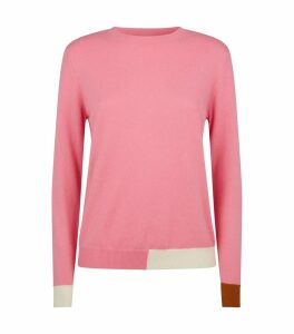 Cashmere Colourblock Sweater