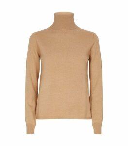 Navata Wool-Cashmere Sweater