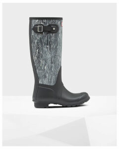 Women's Original Tall Marble Wellington Boots