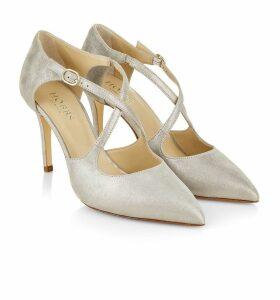 Natalia Shoe Silver 39.5