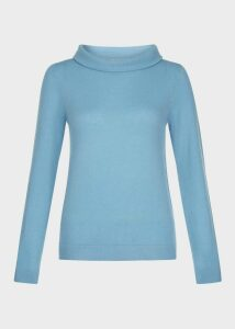 Audrey Sweater Sea Spray XL