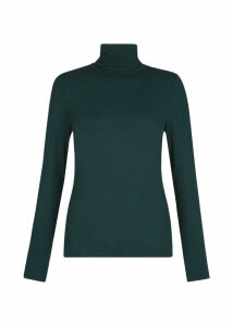 Mischa Roll Neck Green