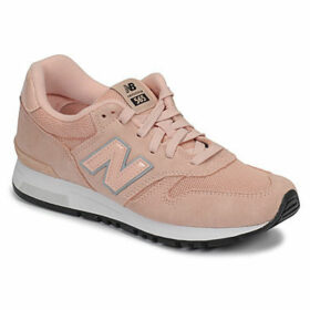 New Balance  565  women's Shoes (Trainers) in Pink