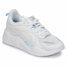 Puma  RS-X SOFT CASE  women's Shoes (Trainers) in White