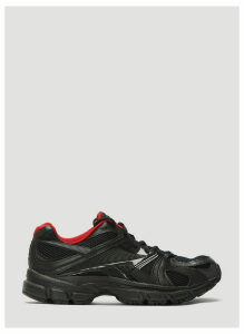Vetements X Reebok Spike Runner 200 Low-Top Sneakers in Black size EU - 40