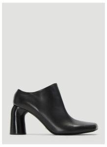 1017 ALYX 9SM Leather Slip-on Mules in Black size EU - 40