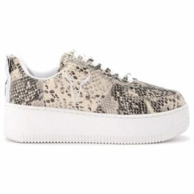 Windsor Smith  Racerr sneaker in python print leather  women's Shoes (Trainers) in Other