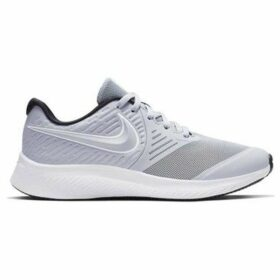 Nike  Star Runner 2 GS  women's Shoes (Trainers) in Grey
