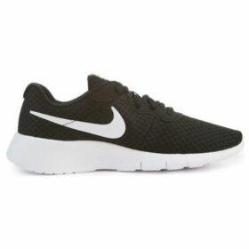 Nike  Zapatillas  Tanjun (GS) 818381 011  women's Shoes (Trainers) in Black
