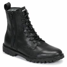 Blackstone  SL98  women's Mid Boots in Black