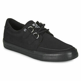TUK  CREEPER SNEAKERS  women's Shoes (Trainers) in Black