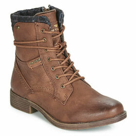 Tom Tailor  ARTHICIA  women's Mid Boots in Brown