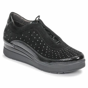 Stonefly  CREAM 21  women's Shoes (Trainers) in Black
