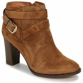 Betty London  LIESE  women's Low Ankle Boots in Brown