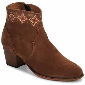 Betty London  LAURE-ELISE  women's Low Ankle Boots in Brown