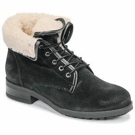 Casual Attitude  LEILA  women's Mid Boots in Black