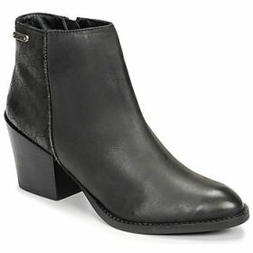 Kaporal  LEXICA  women's Low Ankle Boots in Black