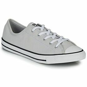 Converse  CHUCK TAYLOR ALL STAR DAINTY GS  CANVAS OX  women's Shoes (Trainers) in Grey