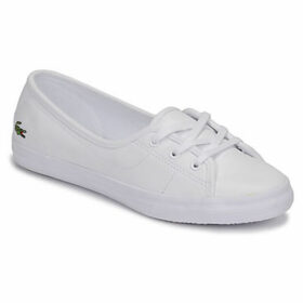 Lacoste  ZIANE CHUNKY BL 1 CFA  women's Shoes (Trainers) in White