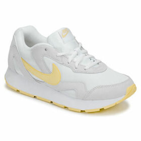 Nike  DELFINE W  women's Shoes (Trainers) in White