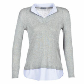 Casual Attitude  LAYHANA  women's Sweater in Grey