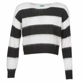 Benetton  SATILEM  women's Sweater in White