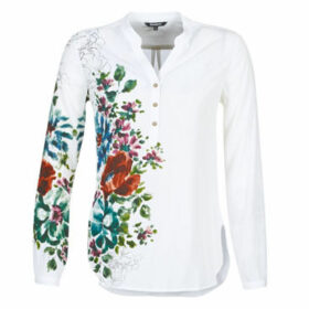 Desigual  ARUBA  women's Shirt in White