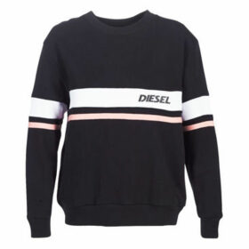 Diesel  PHYLO  women's Sweatshirt in Black