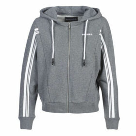 Diesel  VERTIX  women's Sweatshirt in Grey