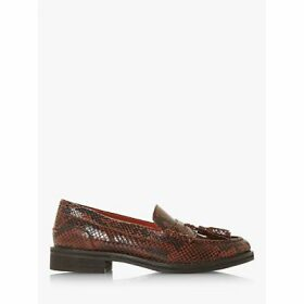 Bertie Giorgeo Leather Tasselled Loafers