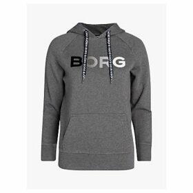 Björn Borg B Sport Hoodie, Anthracite Grey