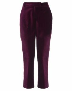 GIULIETTE BROWN TROUSERS Casual trousers Women on YOOX.COM
