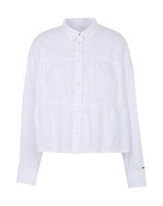 TOMMY JEANS SHIRTS Shirts Women on YOOX.COM