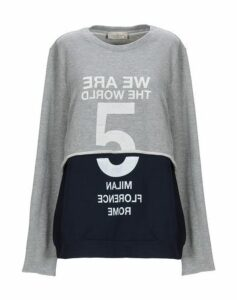 JUST FOR YOU TOPWEAR Sweatshirts Women on YOOX.COM