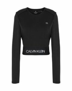 CALVIN KLEIN PERFORMANCE TOPWEAR T-shirts Women on YOOX.COM
