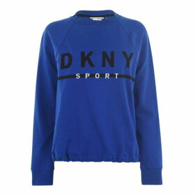 DKNY Embroidered logo Pullover
