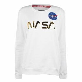 Alpha Industries Industries Nasa Sweater