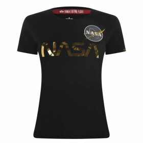 Alpha Industries Industries Nasa shirt