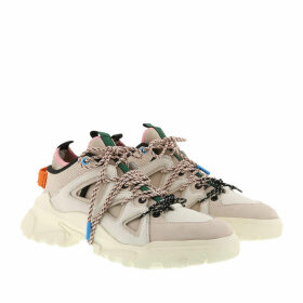 McQ Sneakers - Orbyt Mid Sneaker Off White - beige - Sneakers for ladies