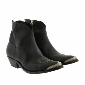 Golden Goose Boots & Booties - Young Ankle Boots Leather Black - black - Boots & Booties for ladies