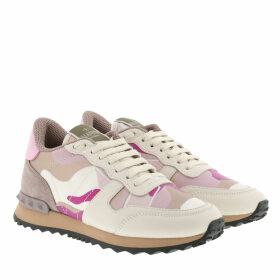 Valentino Sneakers - Rockrunner Sneakers Fucsia - magenta - Sneakers for ladies