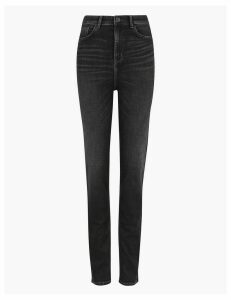 M&S Collection Sophia High Waist Straight Fit Jeans