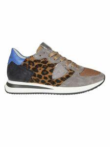 Philippe Model Animal Print Sneakers