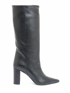 Aldo Castagna Iris Boot In Black Leather