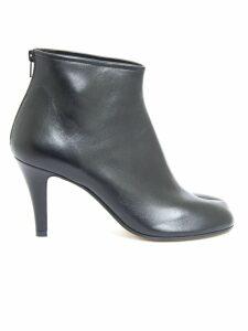 Maison Margiela Smooth Black Tabi Boots