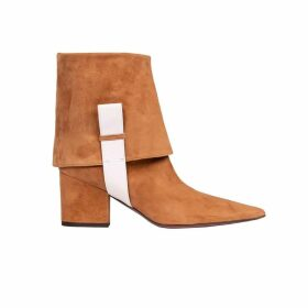 LAutre Chose Suede Ankle Boots