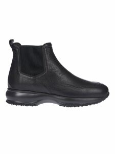 Hogan Woman Interactive Chelsea Ankle Boots