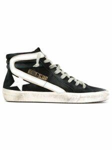 Golden Goose 'Slide' hi-top sneakers - Blue