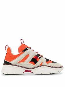 Isabel Marant Kindsay low-top sneakers - Orange