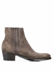 Alberto Fasciani Yara ankle boots - Brown